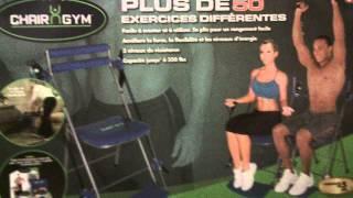 Granny didn't use Chair Gym 2014 Thumbnail