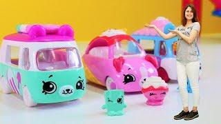 Ayşe Cutie Cars kazanıyor! Cicibiciler oyuncakları!