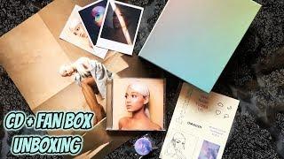 UNBOXING: Ariana Grande - SWEETENER (CD + Fanbox Edición Limitada) | JJ