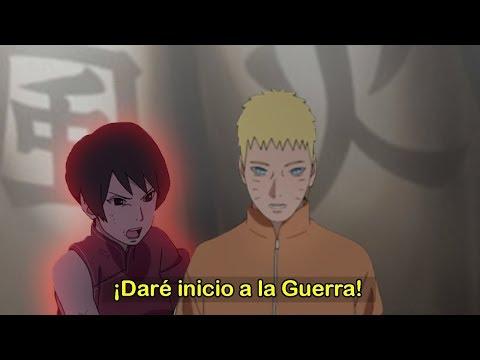 Naruto Uzumaki se HUMILLA rogando perd�n a los KAGES