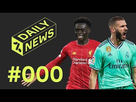 Real TOP La Liga + Liverpool want Arsenal wonderkid! ► Daily News