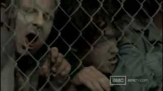 The Walking Dead temporada  3 Trailer Comic-Con  (2012)