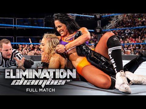 FULL MATCH - Nikki Bella vs. Natalya: WWE Elimination Chamber 2017