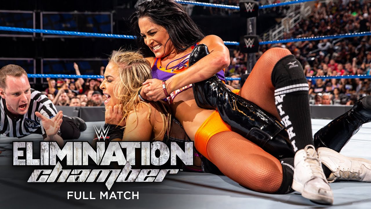 Download FULL MATCH - Nikki Bella vs. Natalya: WWE Elimination Chamber 2017