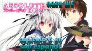 absolute duo capitulo 6 completo en sub español アブソリュート・デュオ 検索動画 26