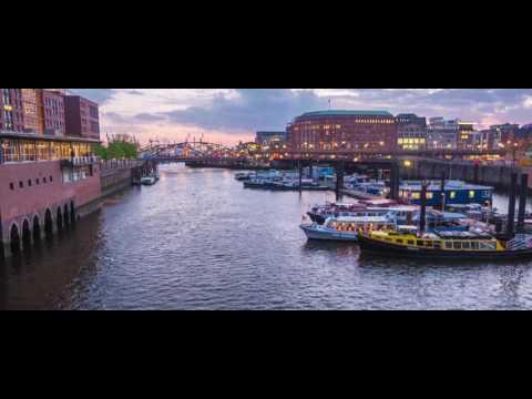 Hamburg Drone Video Tour | Expedia