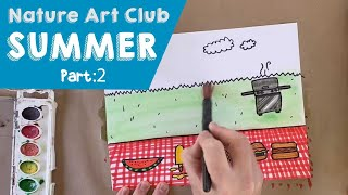 The Corelli Show: Nature Art Club - Summer Part 2