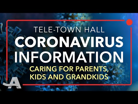 Live Q&A On Caring For Parents, Kids & Grandkids Amid The Coronavirus Pandemic