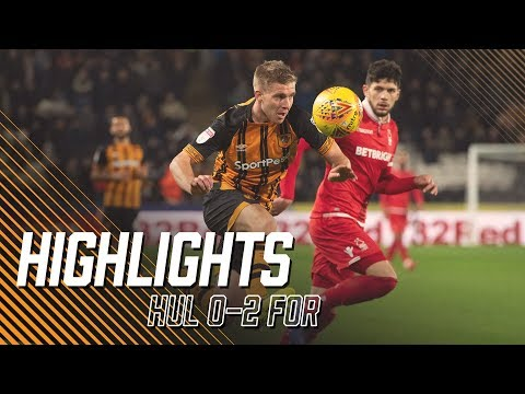 Hull City 0-2 Nottingham Forest | Highlights | Sky Bet Championship