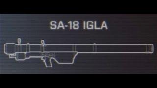 شئ لازم تعرفه عن سلاح SA-18 IGLA في لعبة باتل فيلد 4 Battlefield