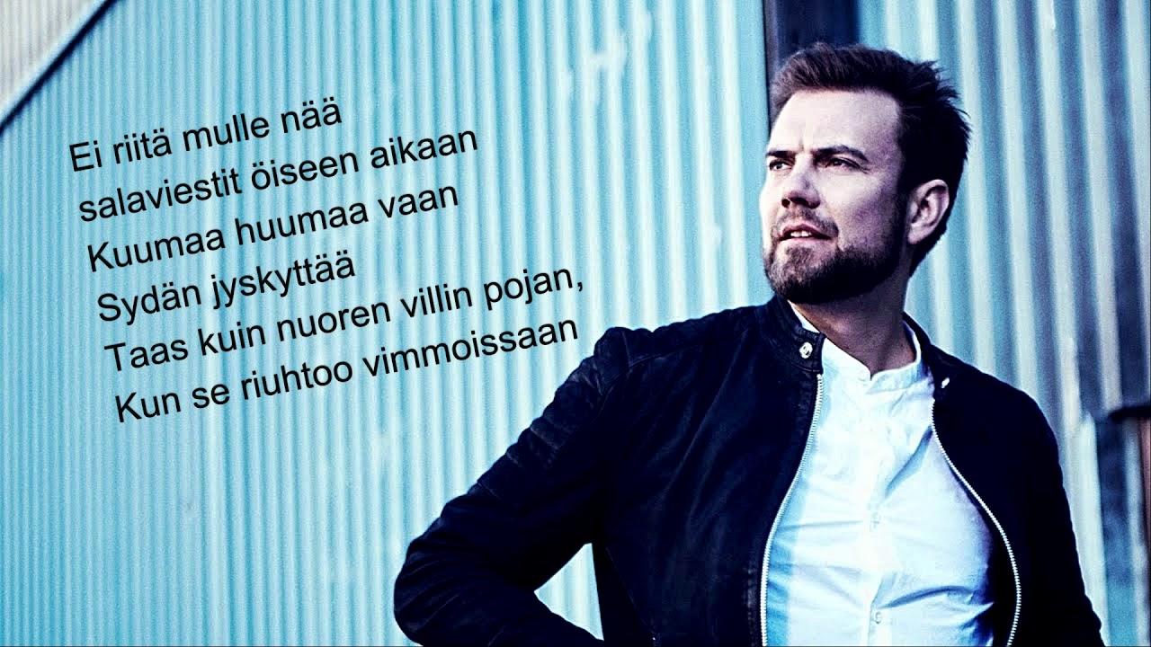 Antti Ketonen Youtube