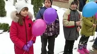 Опорную школу открыли в селе Гришино Покровского района