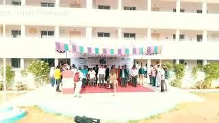 World record - Helmet awareness - Padmavani college, salen