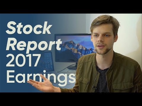 Stock Footage Earnings 2017 - And Lessons I Learned.