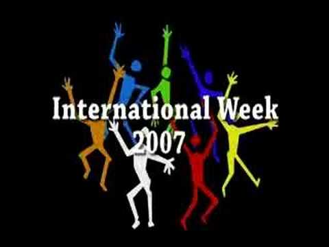 UNT international week commercial