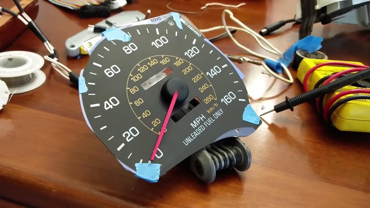 Mr speedometer run buy arduino and gps youtube