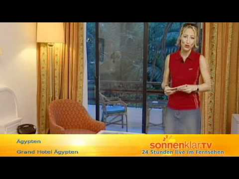 The Grand Hotel Hurghada Rotes Meer Agypten Urlaub Reise Video