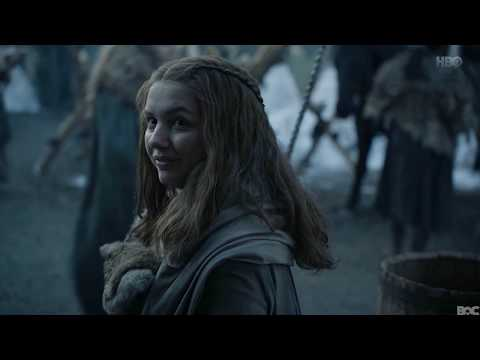 Game Of Thrones S08E02 Theon Returns To Winterfell To Fight Against The Dead