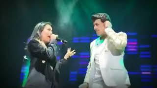 NEHA KAKKAR and SONU NIGAM live show  USA WASHINGTON  DC 2019 5 APRIL