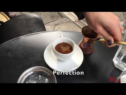 Find it in Athens: In search of the best Greek coffee