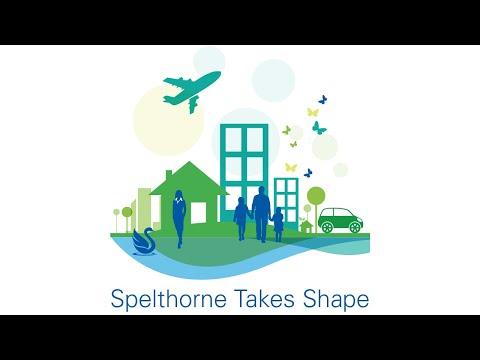 Spelthorne Borough Council Local Plan; Policies And Sites Consultation Presentation.