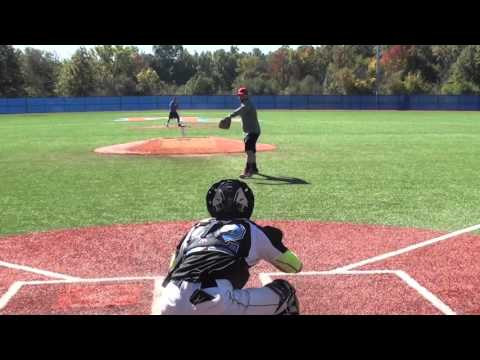 Marcus Chavez - Class Of 2016 - Catcher- Recruiting Video