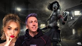 WE AINT DYING TODAY! (Dead By Daylight with Simon)