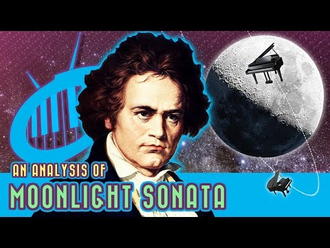 Moonlight Sonata by Beethoven: An Analysis