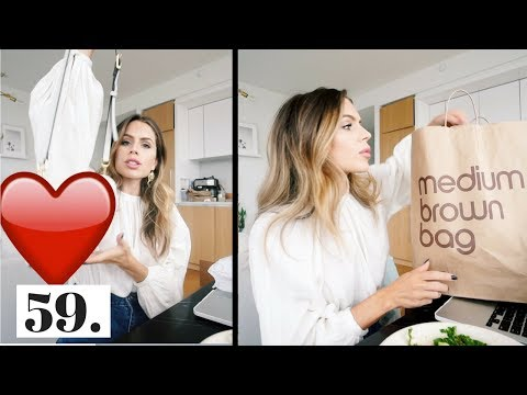 My New Bloomingdales Handbag Purchase | NYC Outfits