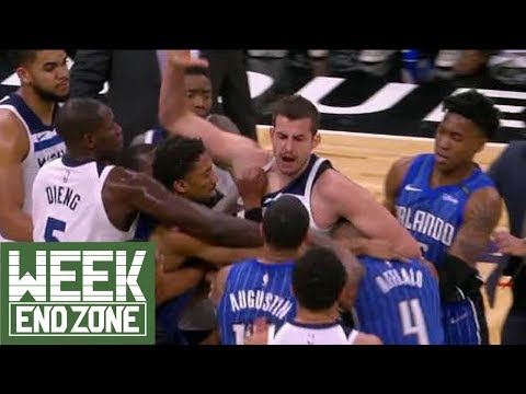 Download Youtube: NBA Fights Have Gotten Out of Hand! -WeekEnd Zone