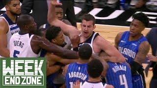 NBA Fights Have Gotten Out of Hand! -WeekEnd Zone