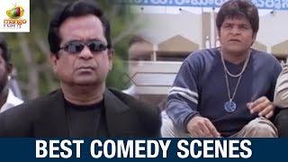Hindi Comedy Video | Brahmanandam Comedy | Ali  | Hilarious Comedy | Funny Movies Scenes