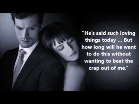 Quotes About 50 Shades of Grey