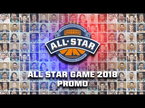 VTB United League All Star Game 2018 Promo