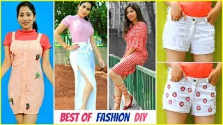 BEST of DIY Fashion HACKS  | DIYQueen
