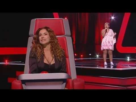 Carolina Mendes - Tudo isto é fado - The Voice Kids