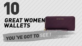 Michael Michael Kors Women Wallets, Top 10 Collection // New & Popular 2017