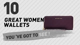 Michael Michael Kors Women Wallets, Top 10 Collection // New & Popular 2017