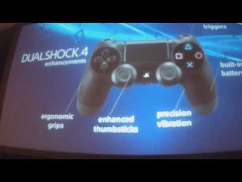 Sony Conference Gamestop Expo 2013 (Off Screen)