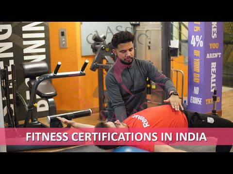 Fitness Courses In India ||ACE\ACSM\NSCA/NASM/ CFI\CPT||CFA || The Best Fitness Course In India