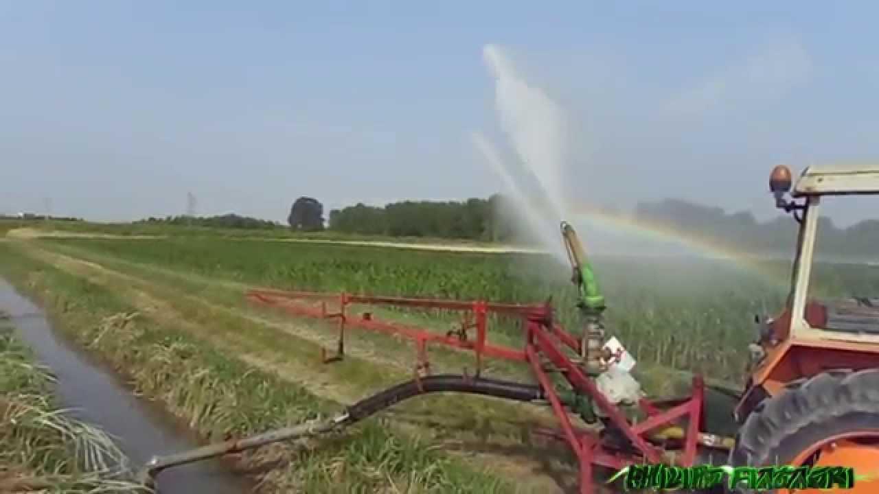 Om 650 special irrigazione mais 2013 youtube for Temporizzatore per irrigazione