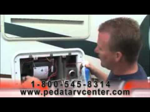 RV Furnace Maintenance   Do It Yourself   YouTube