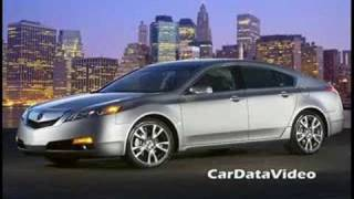 2009 Acura TL - Introduction