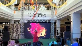 Прима Скрипка- праздник открытия Торгового Центра- электро скрипачка