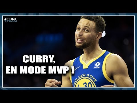 STEPH CURRY, EN MODE MVP ! First Talk NBA #36