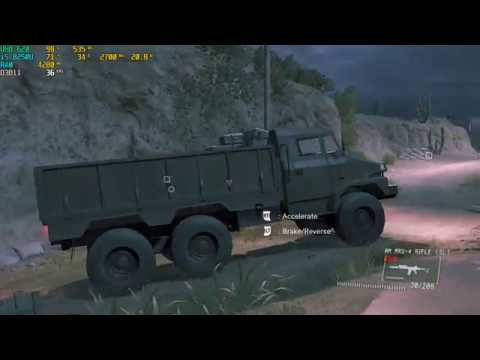 METAL GEAR SOLID V  GROUND ZEROES HUD 620 Pc Gameplay intel i5 8250U |