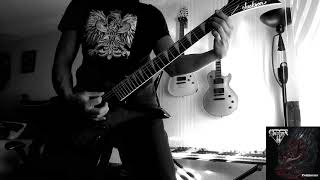Asphyx-We Doom You To Death (Guitar Cover)