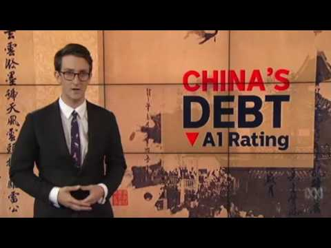China's debt time bomb