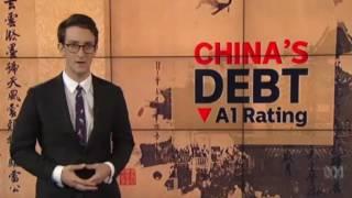 China's debt time bomb
