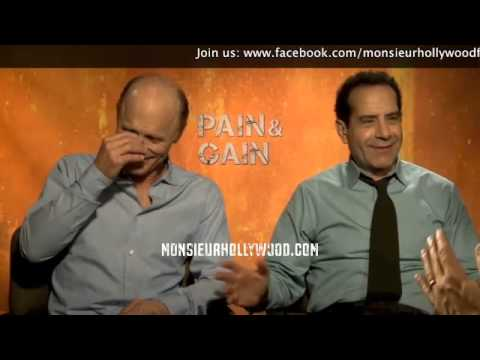 Ed Harris & Tony Shalhoub interview by Monsieur Hollywood